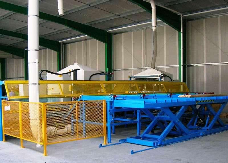MiTek Romania, fabrica de sarpante industrializate, stivuitoare pentru lemn