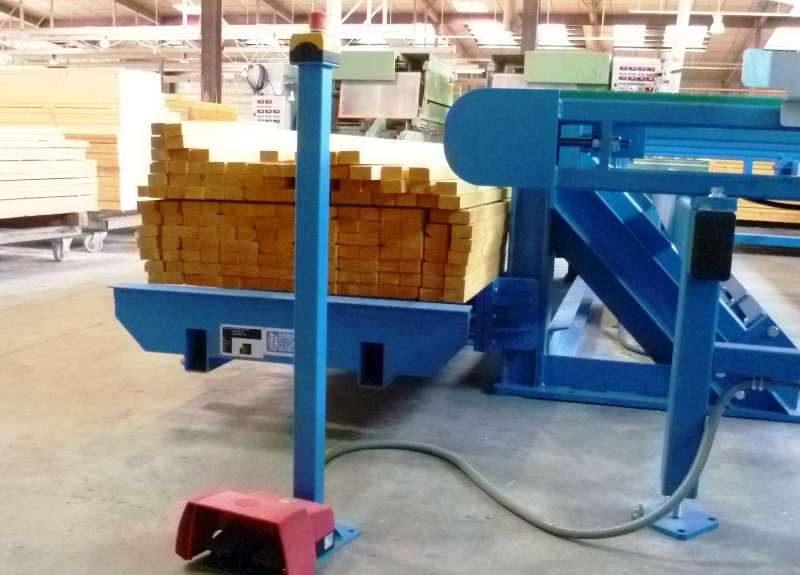 masa de ridicare, conveioare, MiTek Romania, fabrica de sarpante industrializate, conveioare pentur lemn