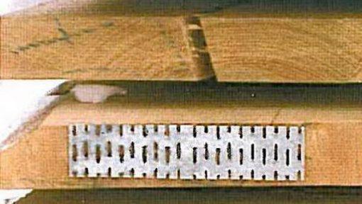 conector traverse din lemn CFR MiTek Romania