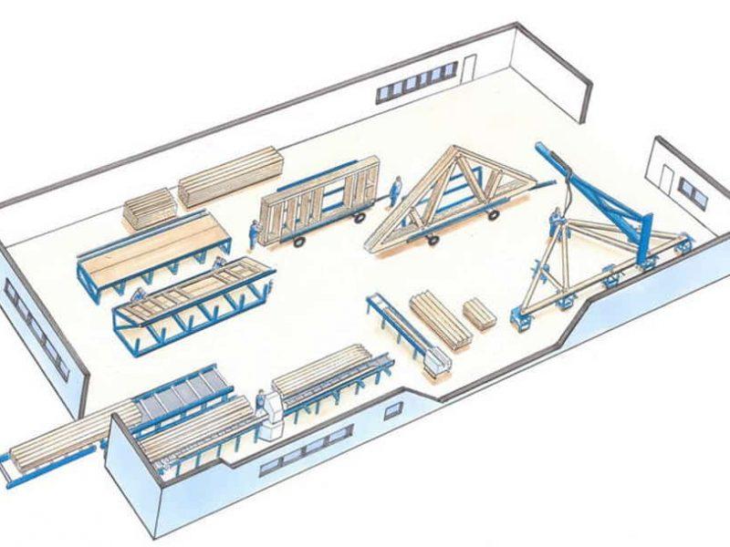 afacerea MiTek, sudura lemnului, placi multicui, sarpanta industrializata din lemn, MiTek Romania, sarpanta din lemn, acoperis din lemn, sarpanta industrializata, fabrica de sarpante, fabrica de acoperisuri
