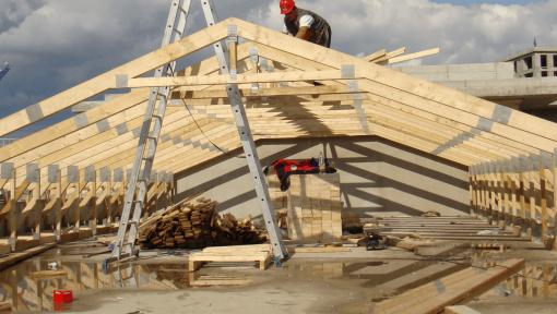 sarpanta industrializata din lemn