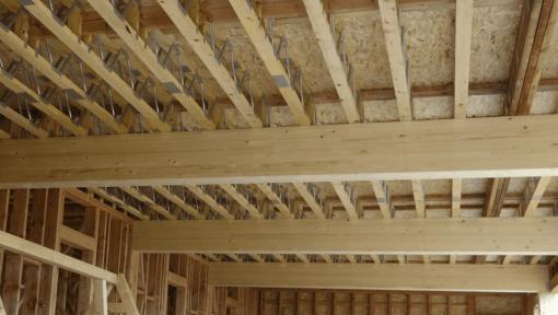 planseu din grinzi posi-strut casa din lemn