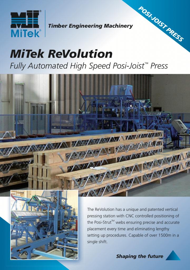 Posi Strut Revolution Press Brochure Mitek Uk And Ireland