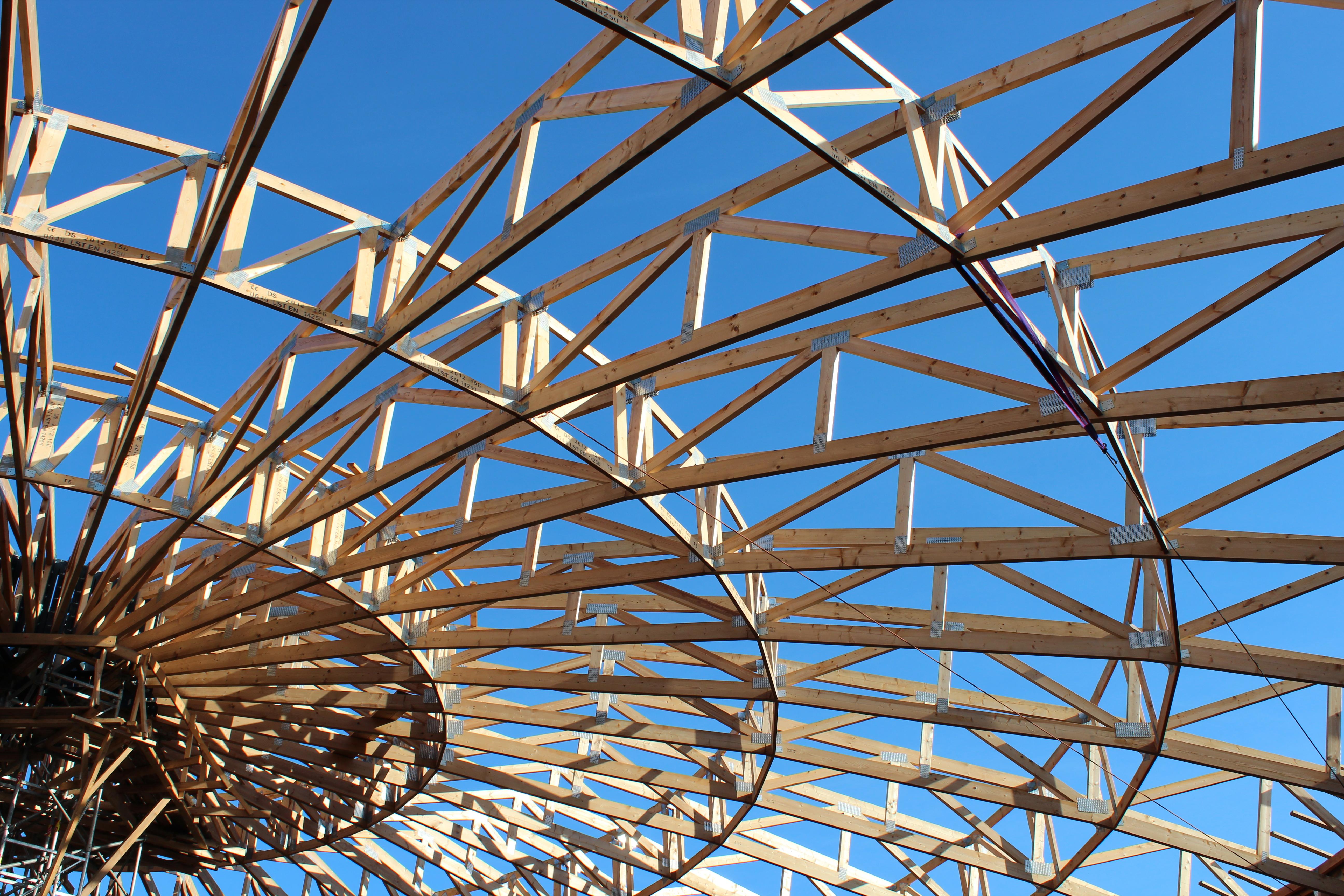 Roof Trusses Truss Manufacturers Trussed Rafters Mitek Uk Ireland