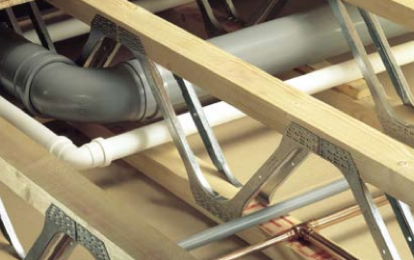 a close-up image of a Posi-Joist