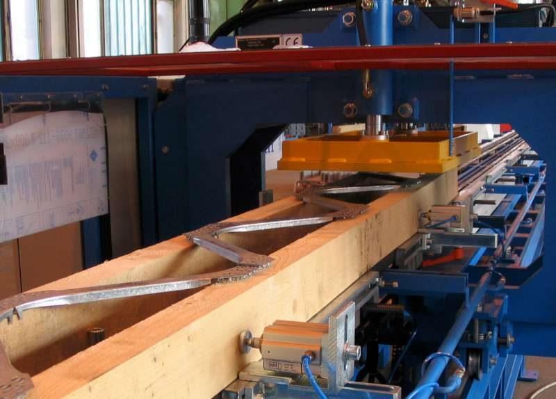 Posi presse machine