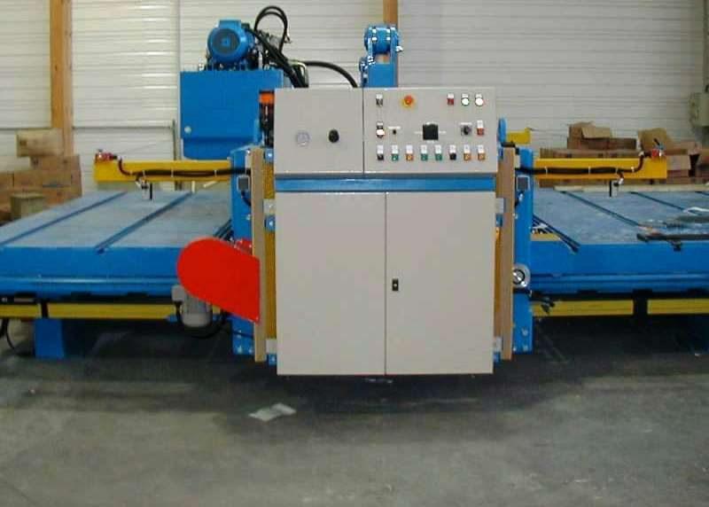 Mark-2 Machine presse bois