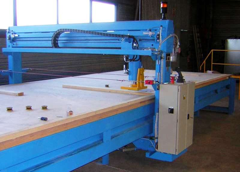 Mark 1-22 Machine presse Mitek
