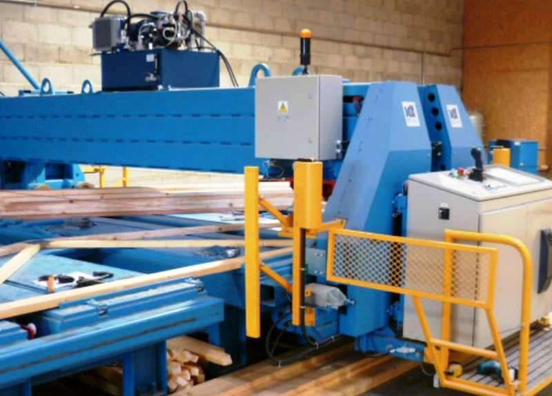 Mark 1_22 Machine presse Mitek