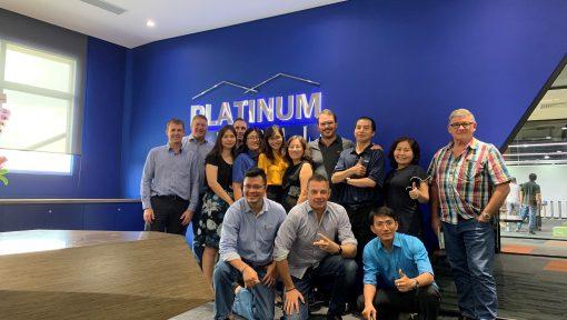 Equipe platinium global