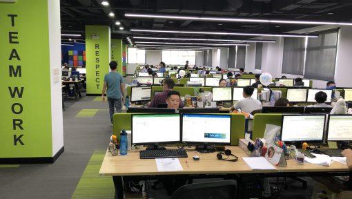 Bureaux Platinium global