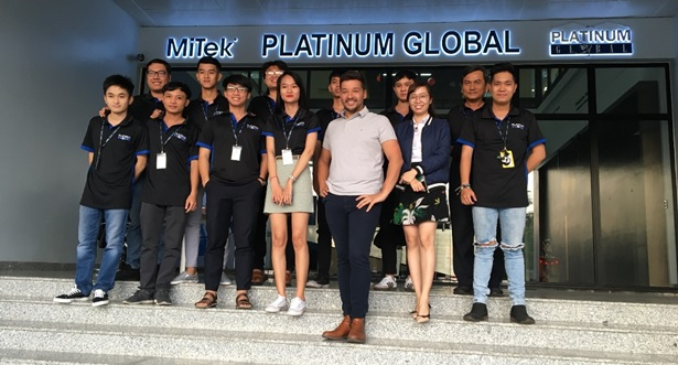 Formation chez Platinum Global