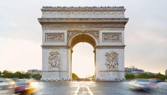 Arc de triomphe Paris