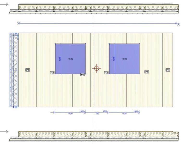 Pamir Activation Module Ossature