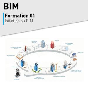Vignette formation BIM